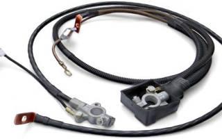 Провода на аккумулятор