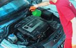 Сколько стоит помыть двигатель