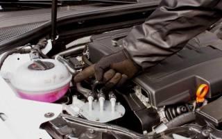 Нужно ли промывать двигатель при замене антифриза