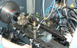 Регулировка топливной аппаратуры дизельных двигателей