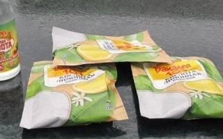 Как промыть лимонной кислотой радиатор
