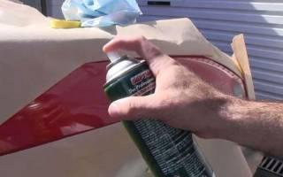 Как покрасить дверь авто самому из баллончика