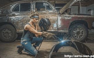 Как обработать автомобиль антикором своими руками