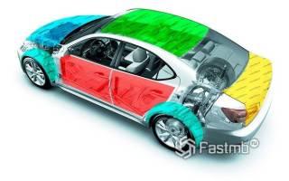 Машины с хорошей шумоизоляцией