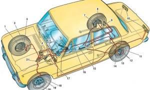 Как правильно собрать главный тормозной цилиндр