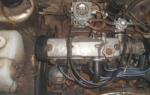 Не ровно работает двигатель 2108