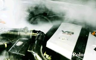 Парогенератор для мойки двигателя