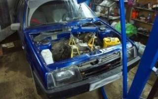 Потеря мощности инжекторного двигателя