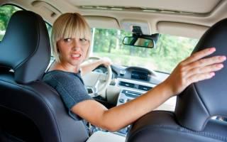 Как парковаться задом научиться