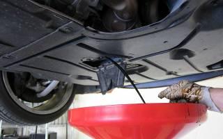 Промывка дизельного двигателя