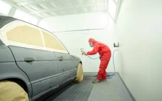 Как развести грунтовку для покраски авто