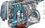 Сколько цилиндров в 16 клапанном двигателе
