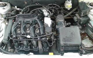 Приоровский двигатель 16 клапанный