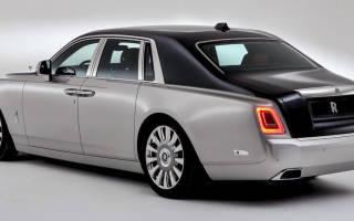 Rolls royce phantom фото