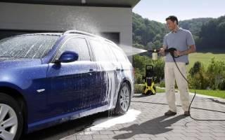 Как правильно мыть машину керхером самостоятельно