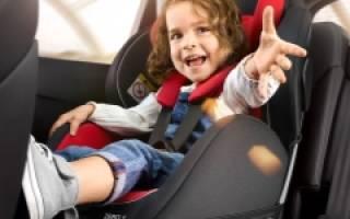 Самое безопасное место для детского автокресла