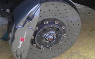 Керамические колодки на обычные тормозные диски