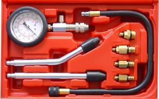 Как проверить компрессию на дизельном двигателе