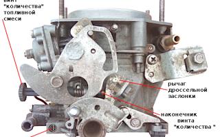 Карбюратор солекс 21073 на ниву ремонт и регулировка