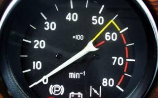 Причины падение мощности двигателя