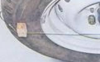 Проверка и регулировка схождения колес