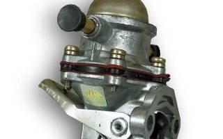 Принцип работы бензонасоса инжекторного двигателя