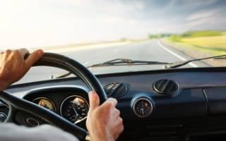 Обучение езде на автомобиле