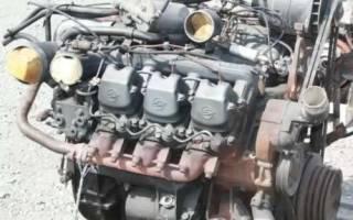 Навесное оборудование двигателя