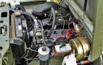 Какой двигатель можно поставить на уаз 469 без переделки