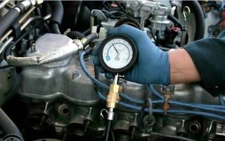 Компрессия в дизельном двигателе