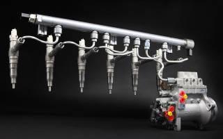 Ремонт дизеля топливной системы