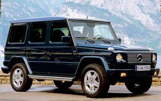 Mercedes benz gelandewagen характеристики