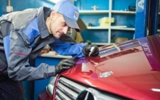 Ремонт лакокрасочного покрытия автомобиля своими руками