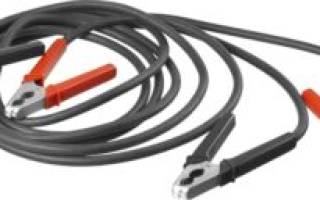 Как выбрать стартовые провода