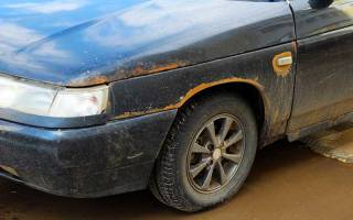 Покраска и удаление ржавчины авто