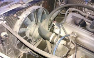 Не отключается вентилятор радиатора системы охлаждения