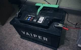 Почему автомобильный аккумулятор заряжается не полностью
