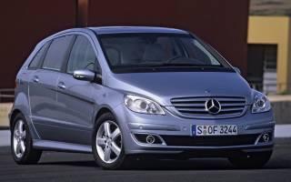 Mercedes benz b класс