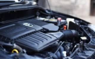 Помыл двигатель машина троит