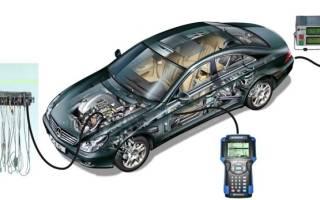 Качественная диагностика автомобиля