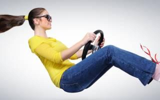 Механизмы управления автомобиля