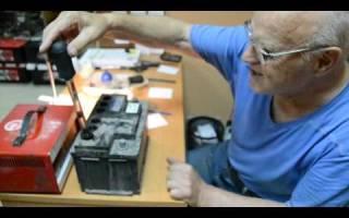 Как проверить в домашних условиях зарядку аккумулятора
