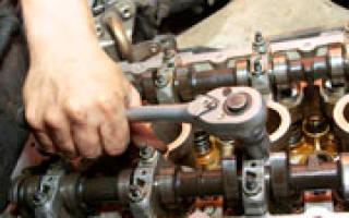 Обкатка после капремонта двигателя