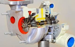 Как устроена турбина в двигателе автомобиля