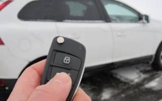 Как установить автозапуск на автомобиль своими руками