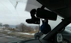 Как правильно в машине установить антирадар