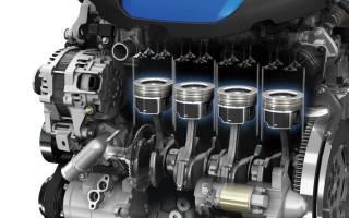 Тех характеристики двигателя