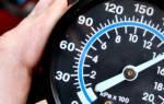 Как пользоваться компрессометром