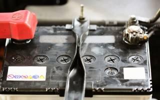 Как восстановить клемму аккумулятора