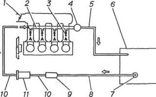 Регулятор давления топлива 406 двигатель